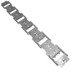 Picture of 90mm Merbau Galvanised Clip