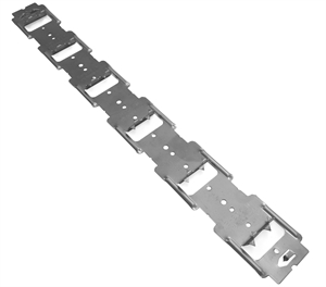 Picture of 90mm Merbau Stainless Steel Clip